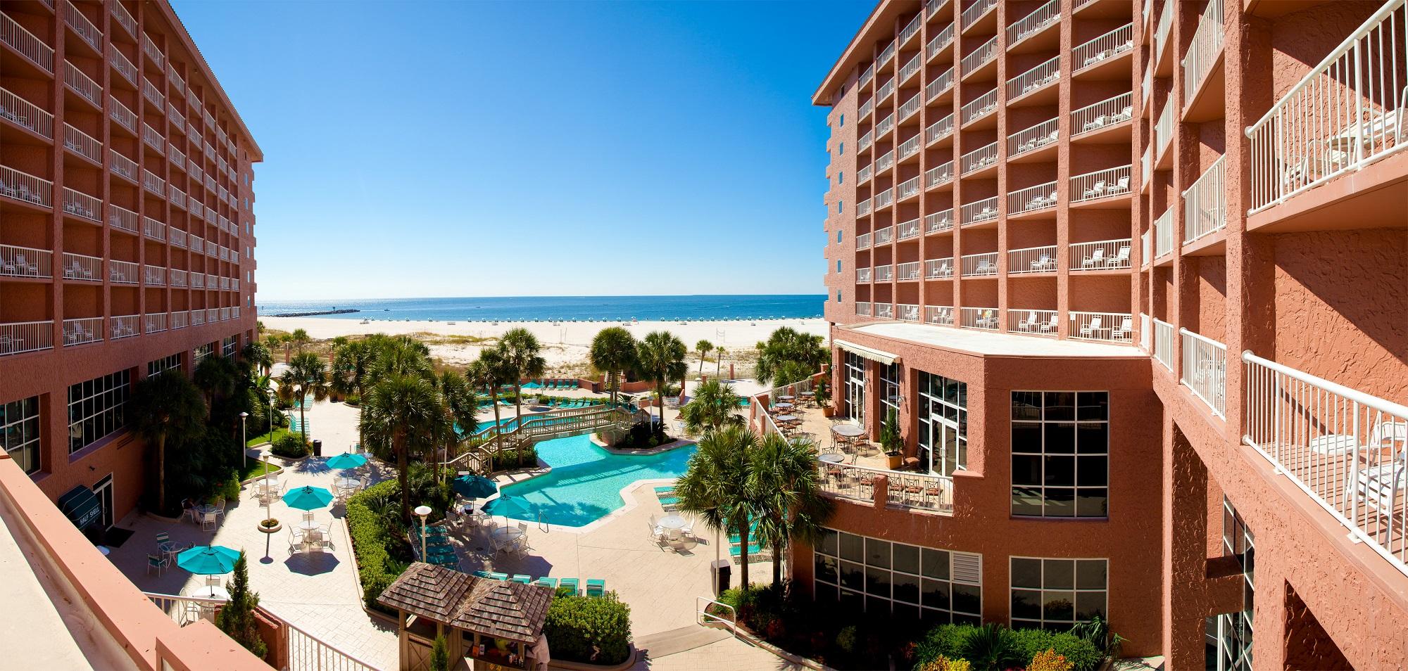 Resorts  Gulf Shores  Orange Beach