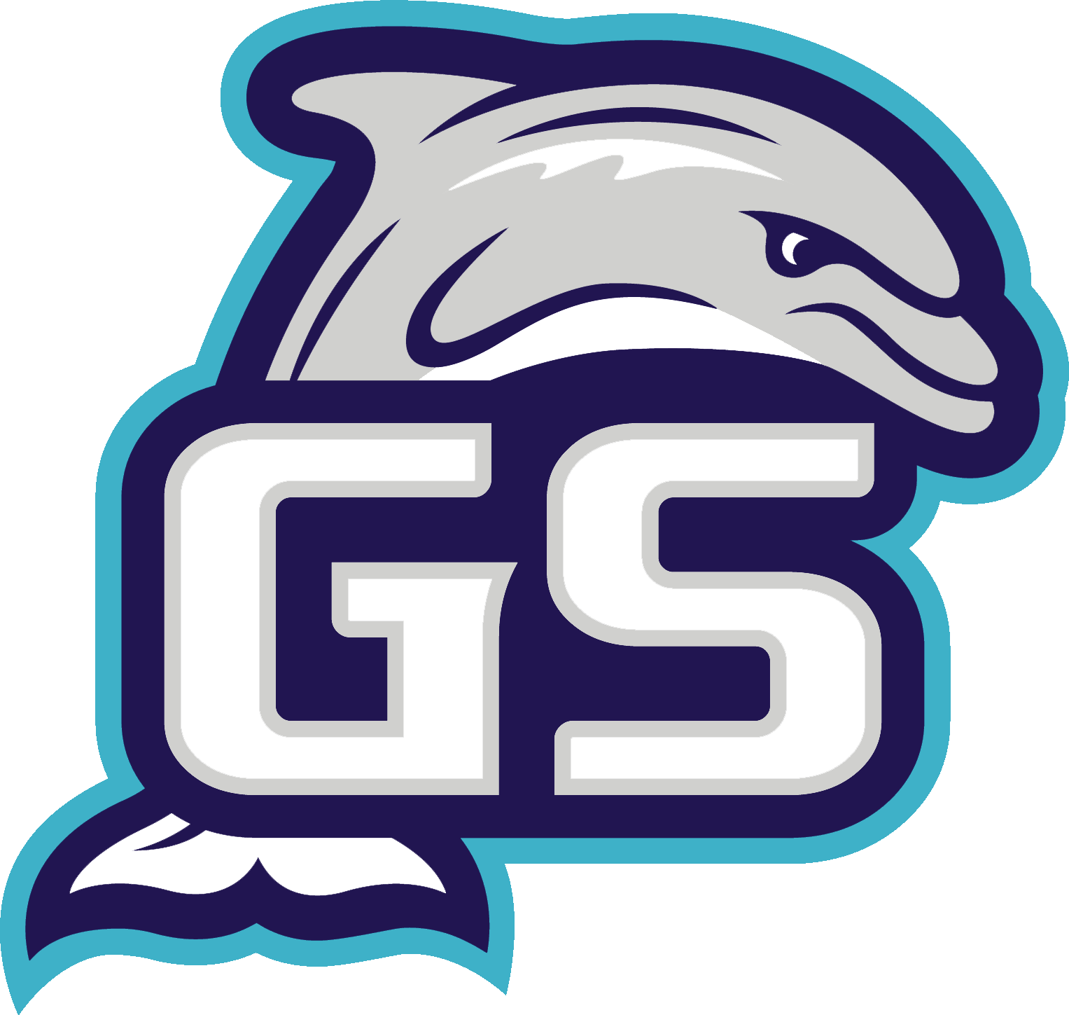 Gulf Shores Softball logo