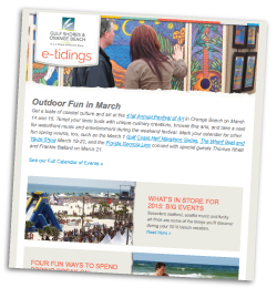 E-Newsletter & Local Updates