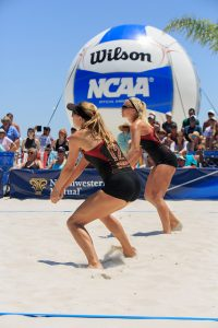 NCAA Collegiate Volleyball Tournament