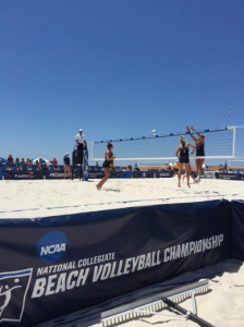 2017 NCAA Beach Volleyball
