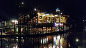 Waterfront dining abounds in Gulf Shores and Orange Beach.