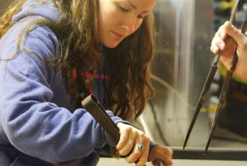 Glass Blowing Artist in Gulf Shores AL