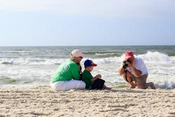 Vacationing with Grandchildren