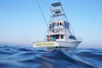 charter boat, gulf shores