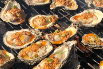 oyster cook off, gulf shores