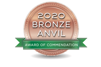 Bronze Anvil Award of Commendation