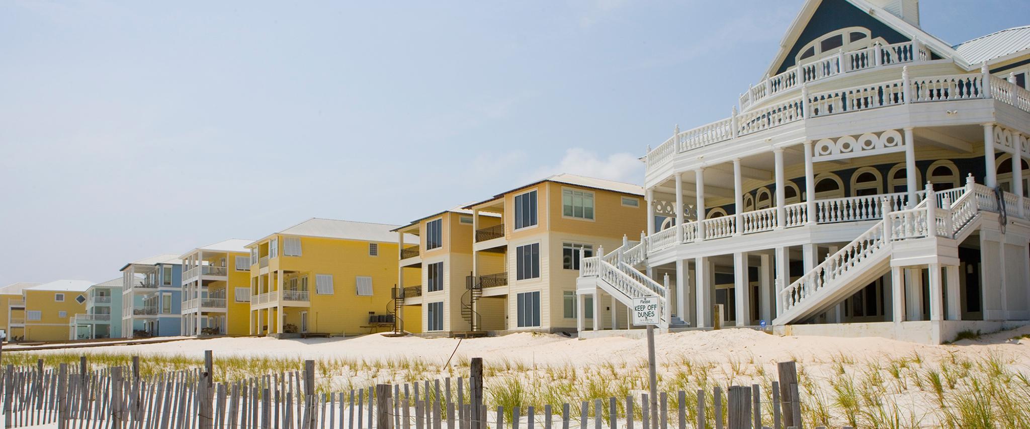 beachfront cottages in orange beach florida best house