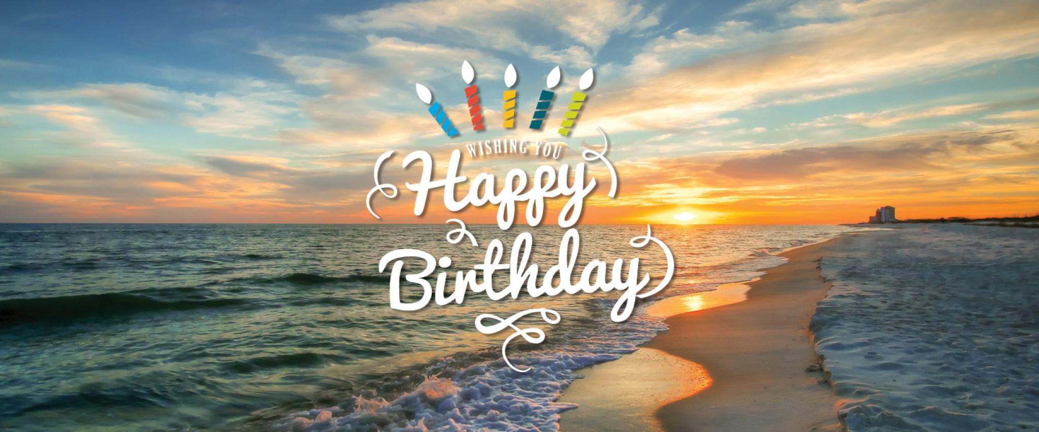 День рождения, с днем рождения море картинки