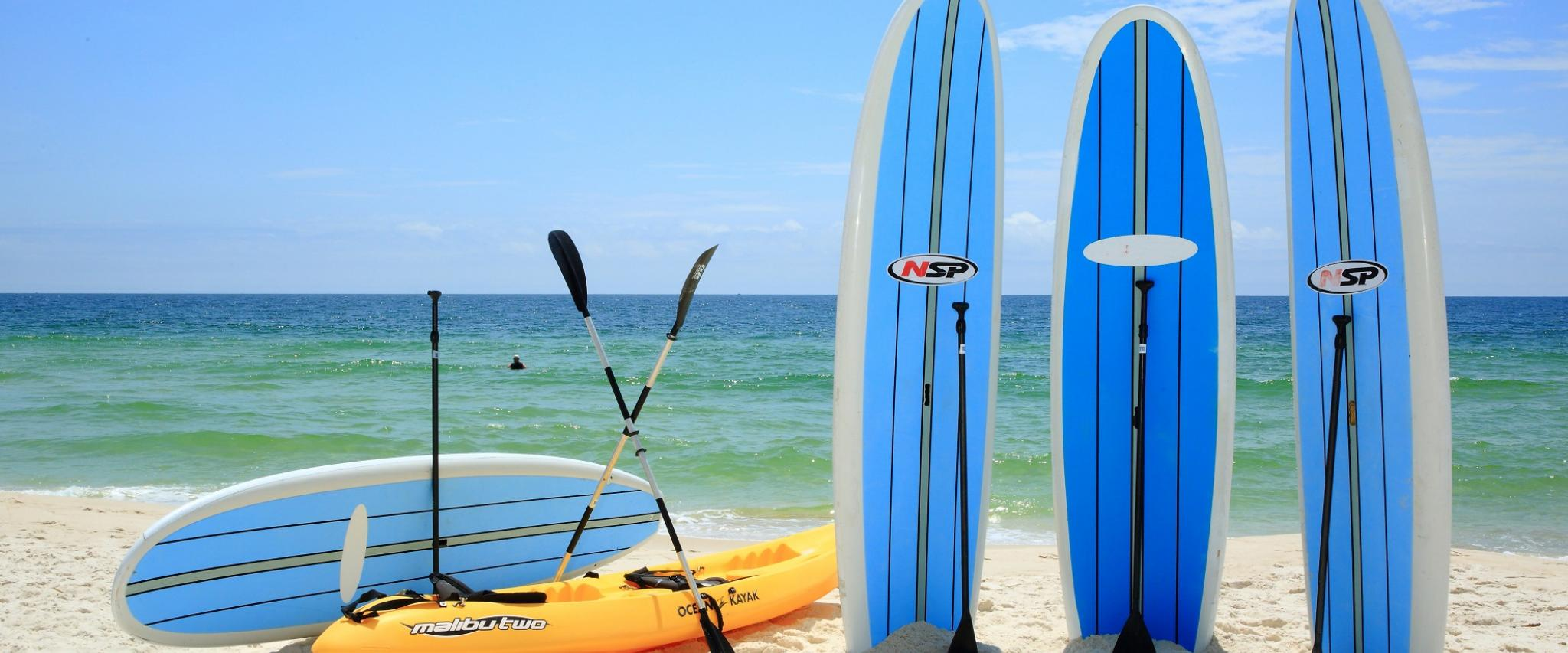 Water Equipment Rental Gulf Shores