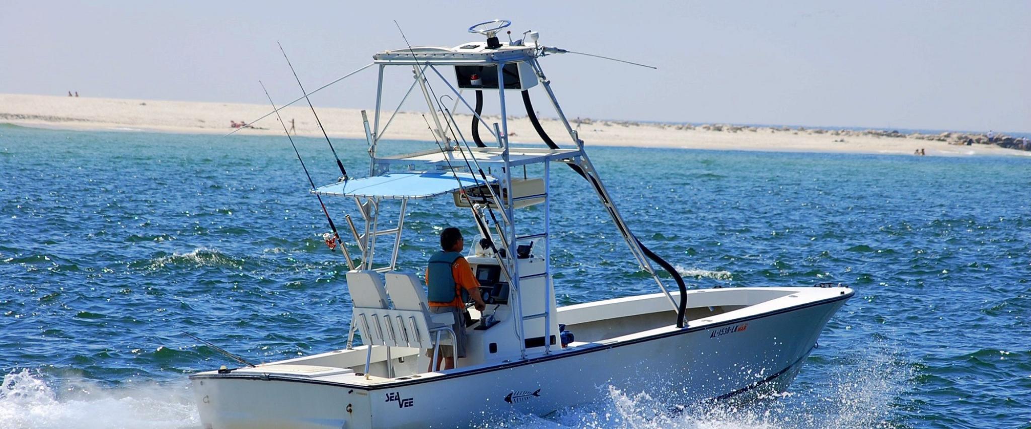 Boating In Orange Beach Al