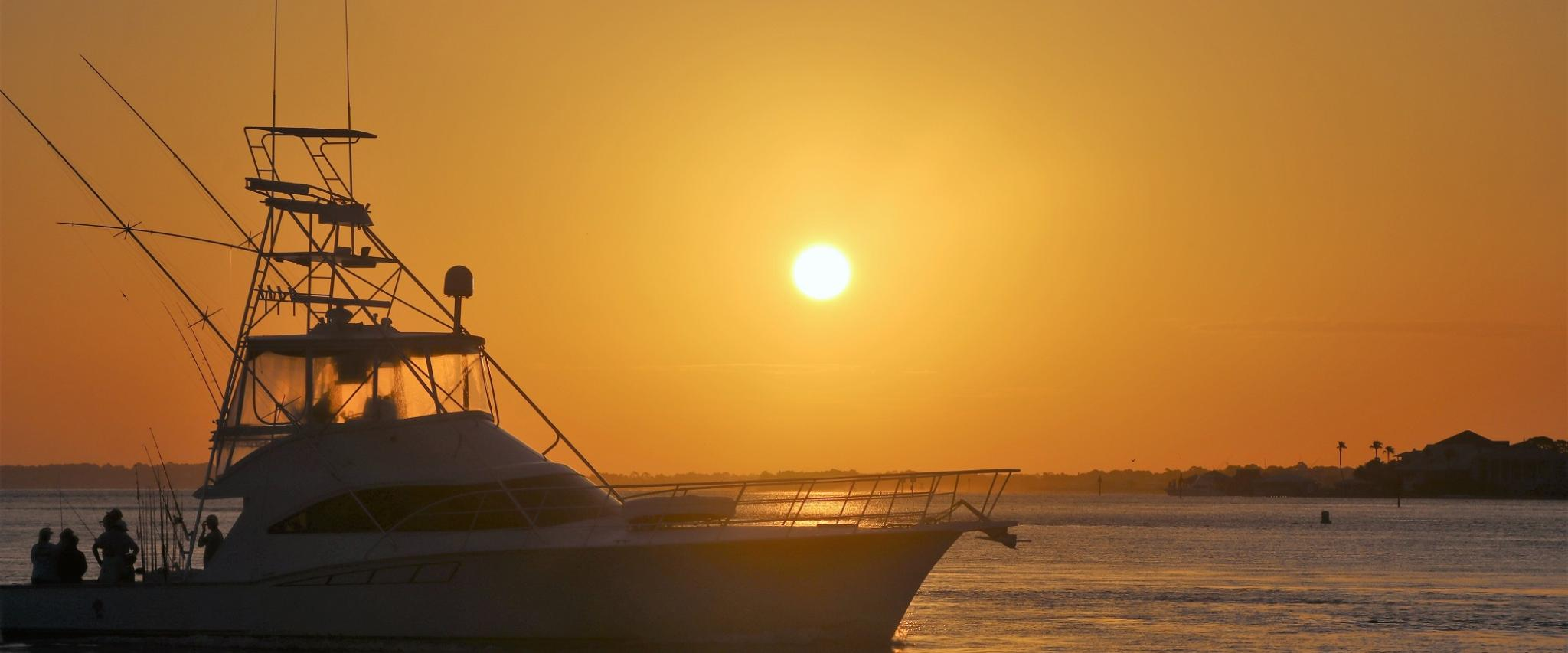 Orange Beach Boat Rental