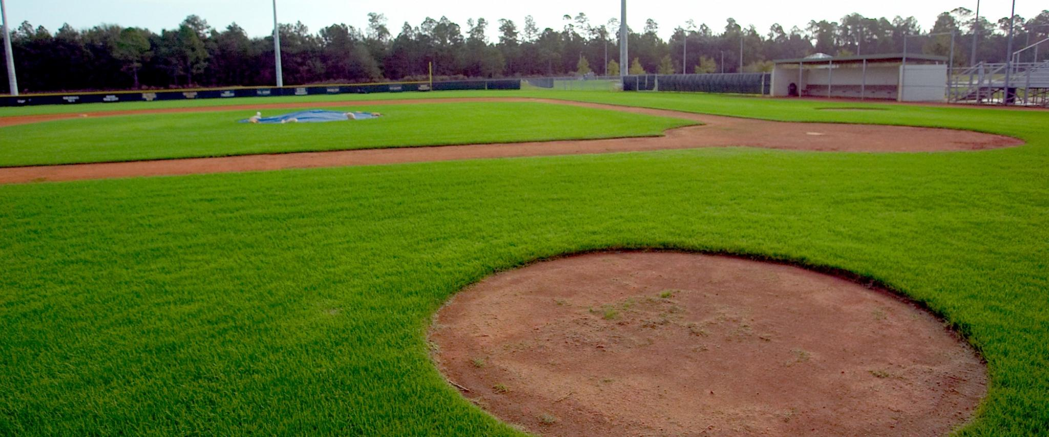 pitchers mound Gulf Shores Sportsplex Gulf Shores AL