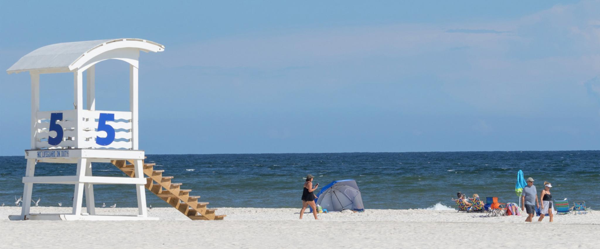 Quick List Of Public Beaches On The Alabama Gulf Coast