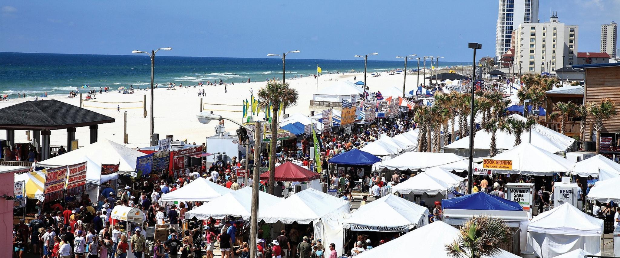 Shrimp Festival Gulf Shores 2020.Shrimp Festival Gulf Shores Orange Beach