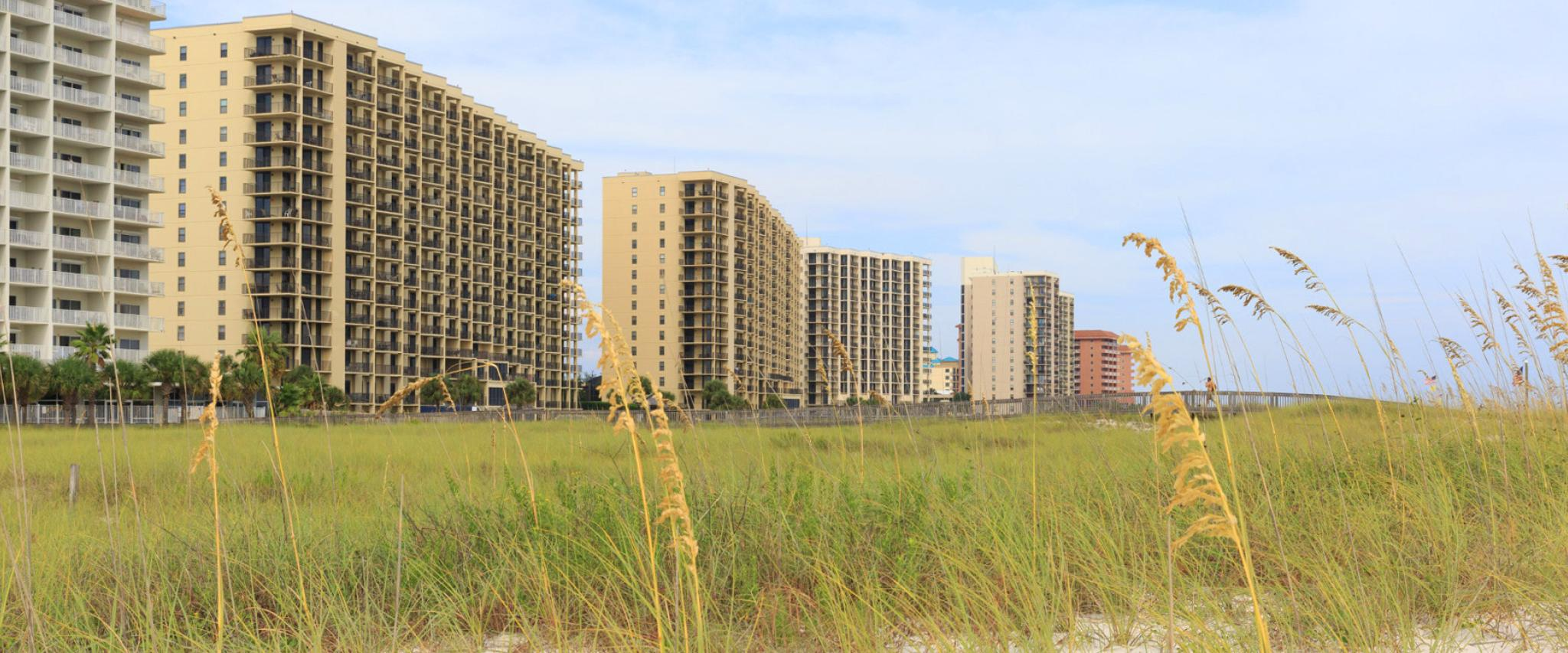 Condos on Alabama's Beaches