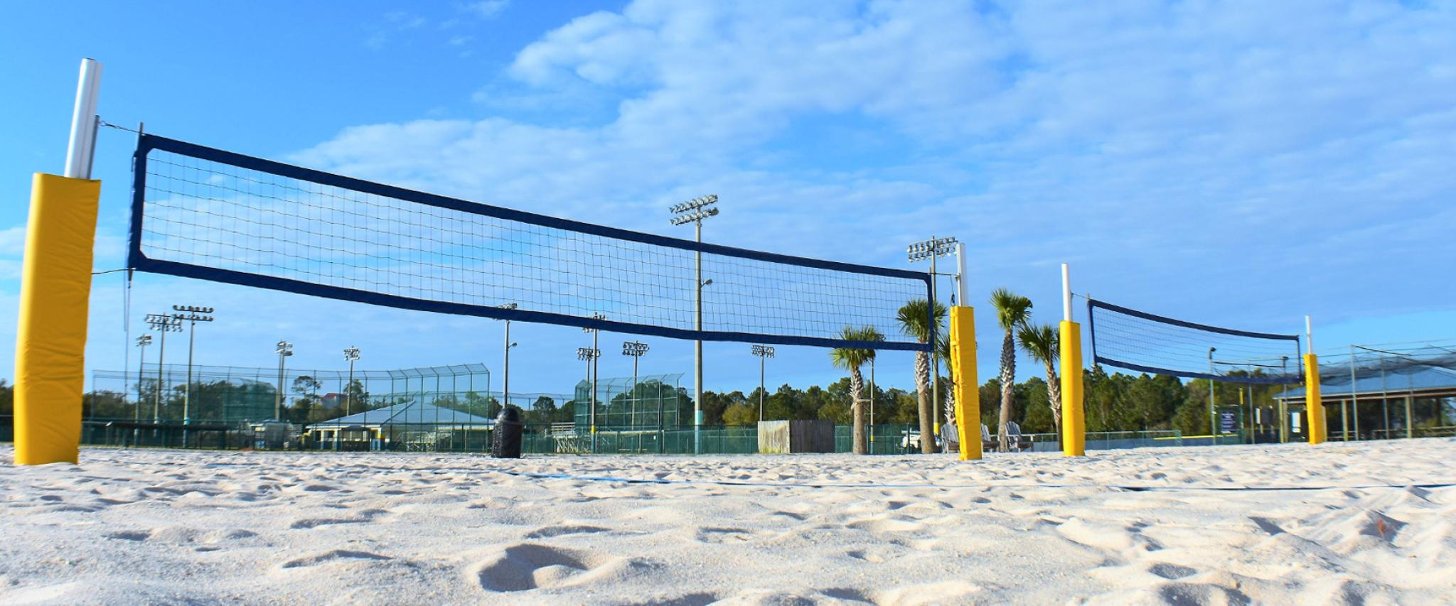 Sporting Event Venues in Gulf Shores and Orange Beach