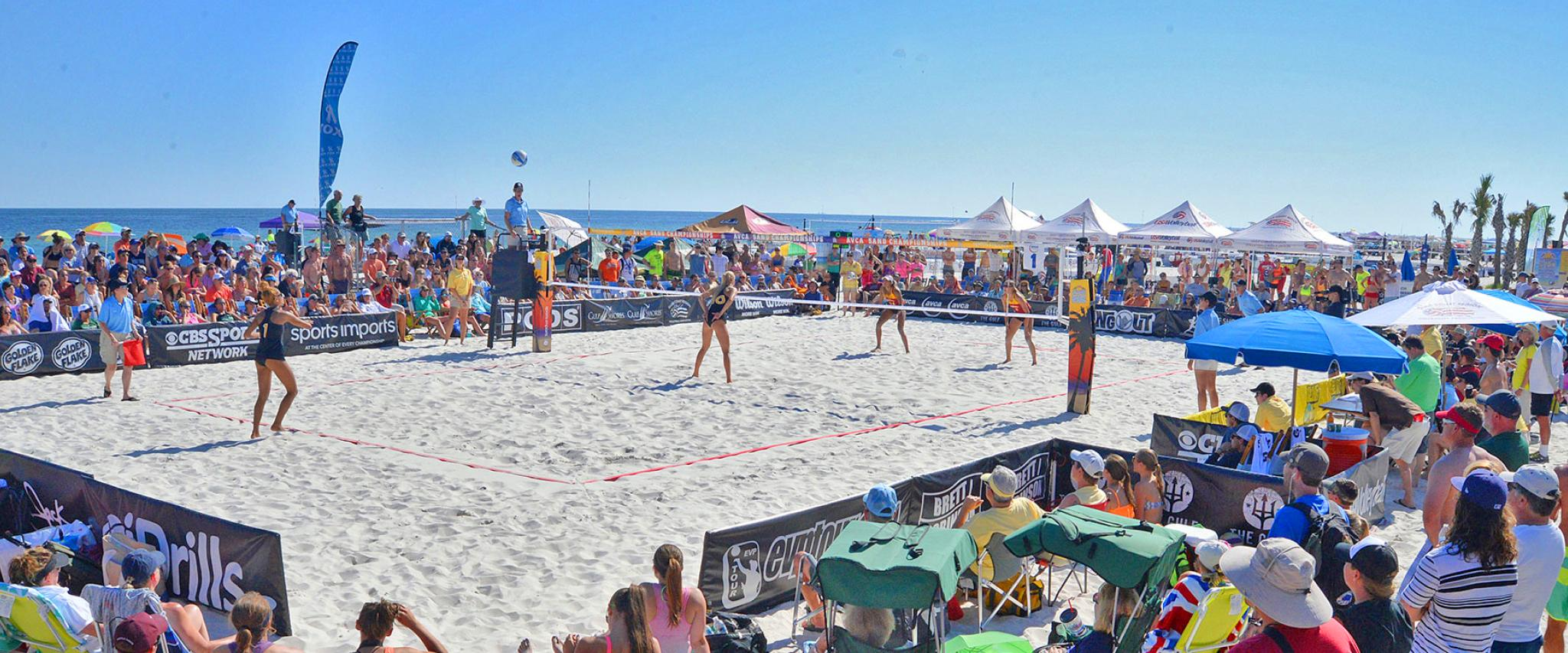 National Volleyball Championship in Gulf Shores