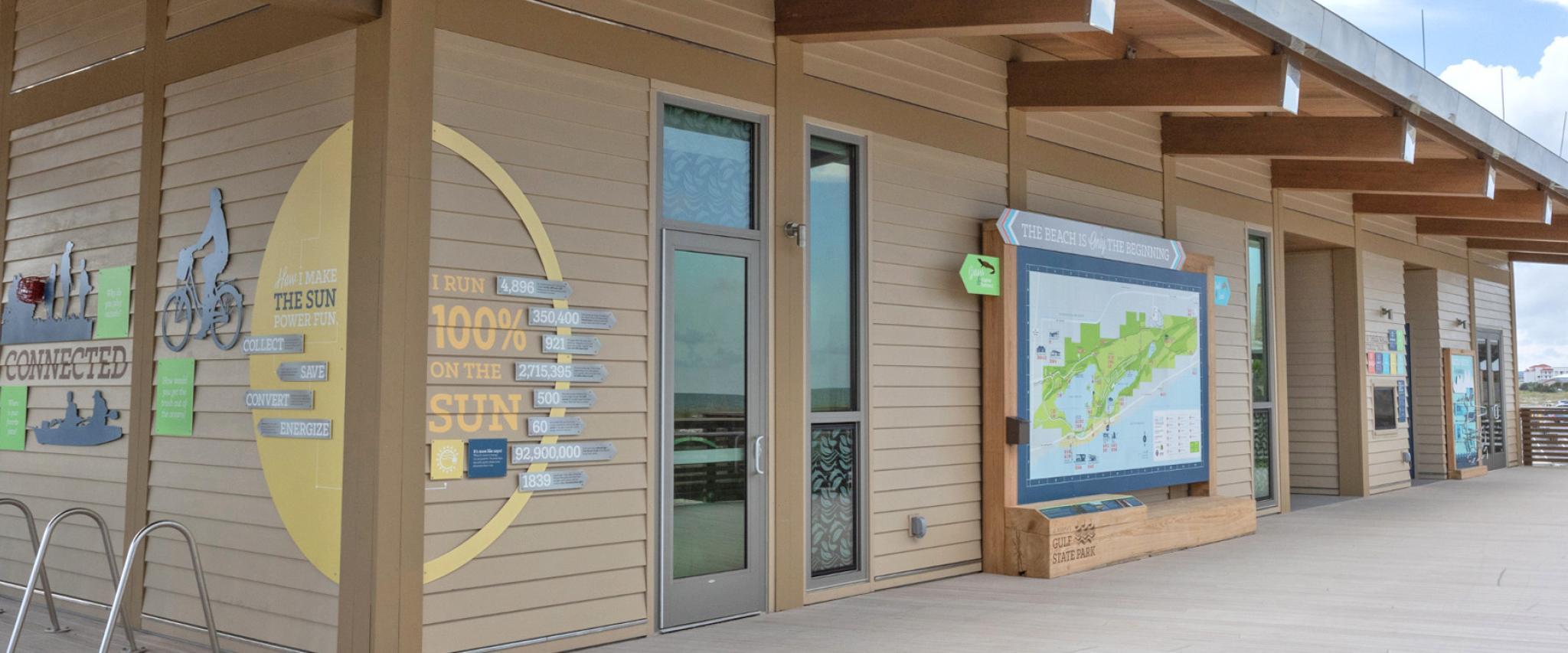 Gulf State Park Interpretive Center