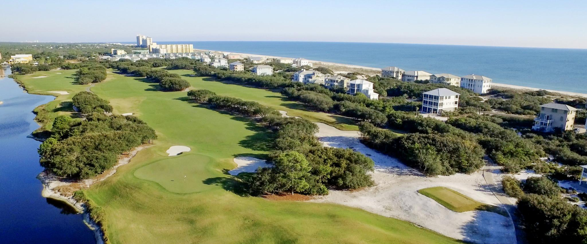 Kiva Dunes Golf Course in Gulf Shores