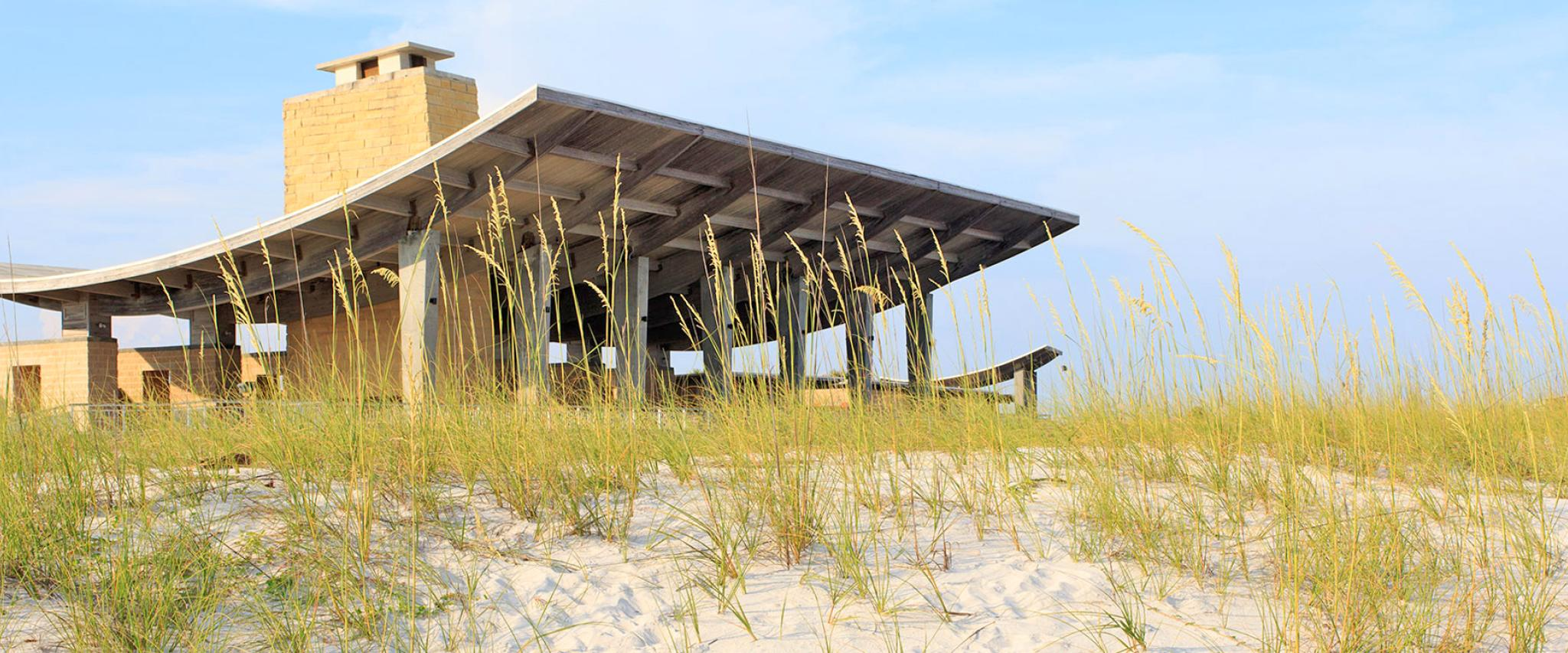 Pavilion at Gulf State Park in Gulf Shores AL