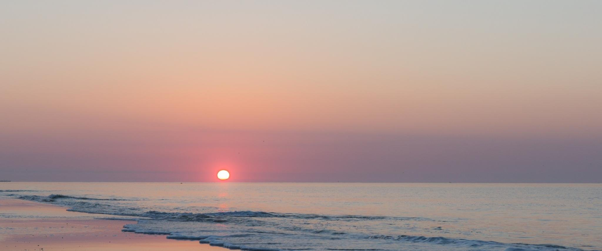 sunrise orange beach al