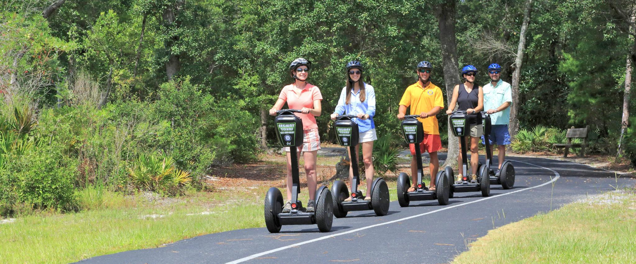 Coastal Segway Adventures in Gulf Shores