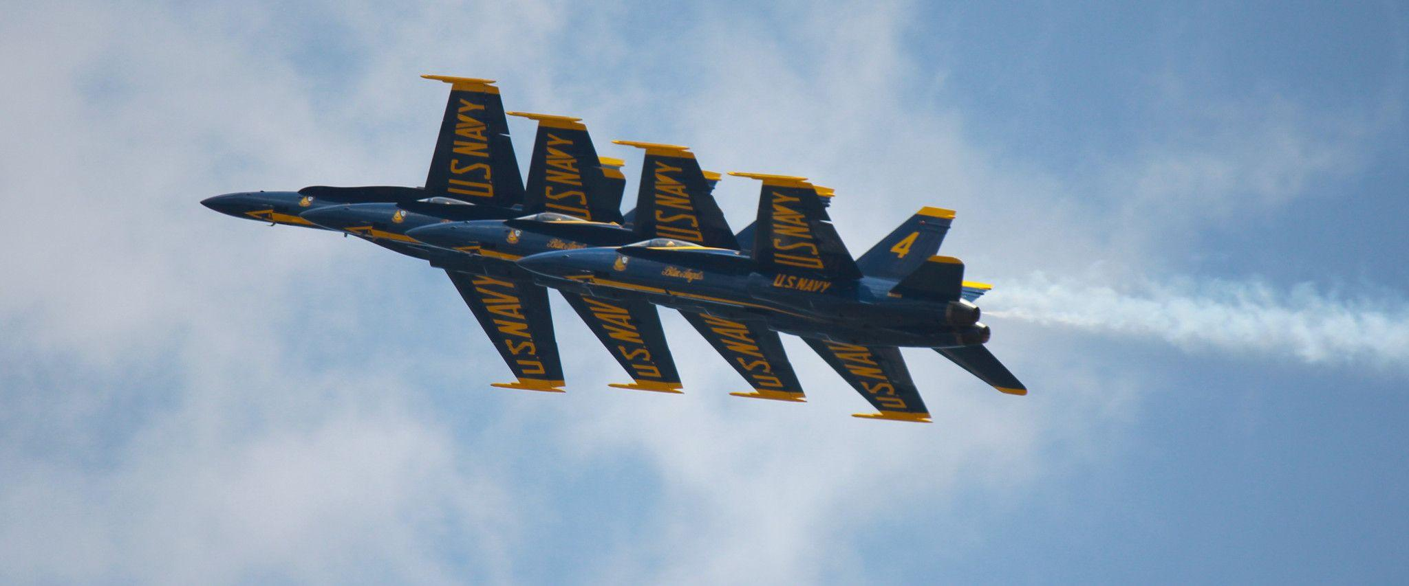 Blue Angels Orange Beach AL