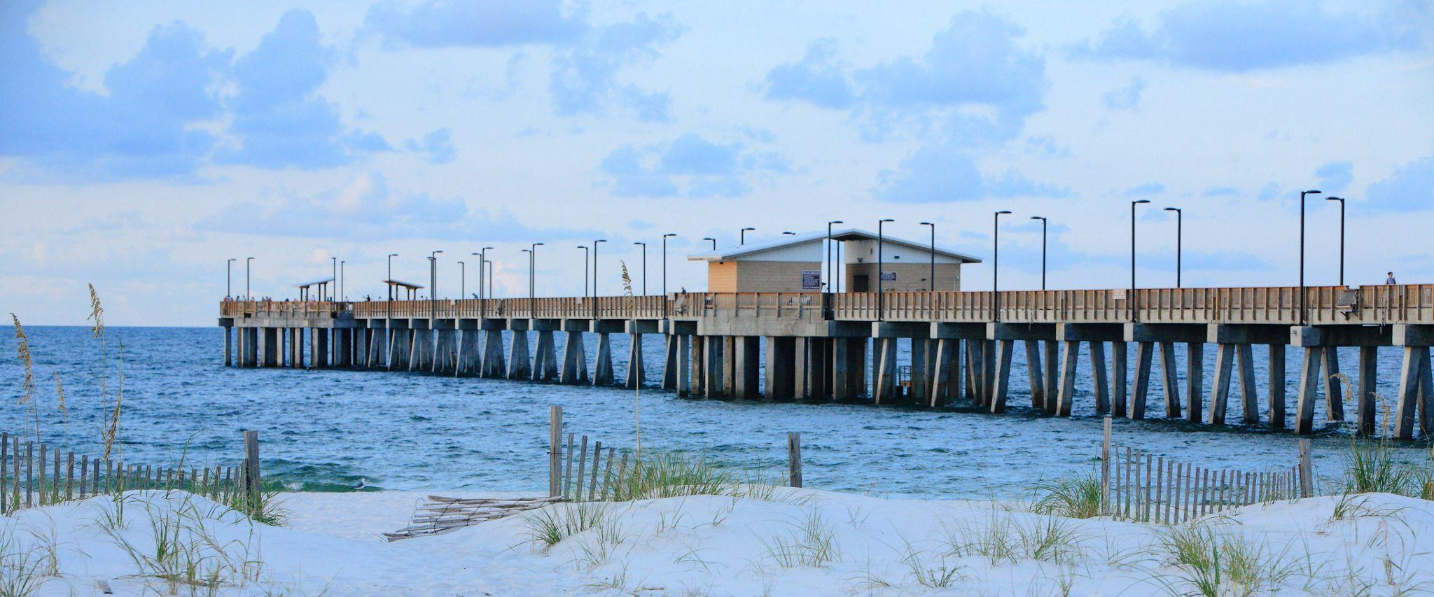 Gulf State Park Fishing and Education Pier Gulf Shores AL