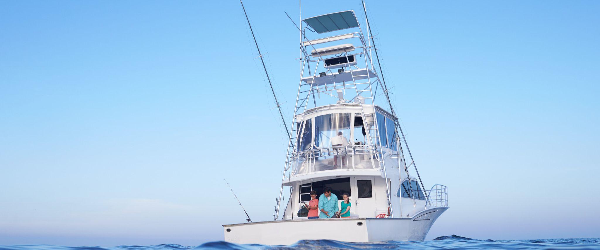 Deep sea fishing Gulf Shores Orange Beach AL