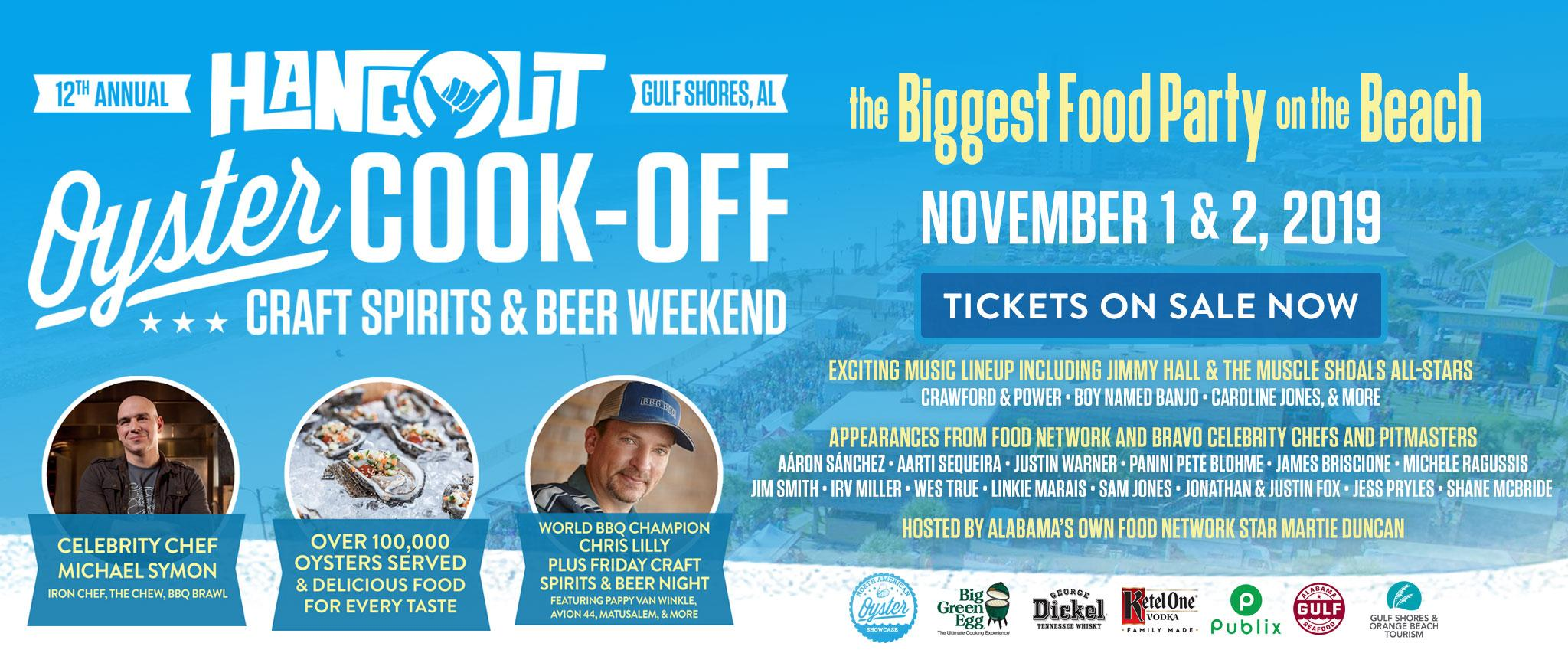 Hangout Oyster Cookoff Gulf Shores AL
