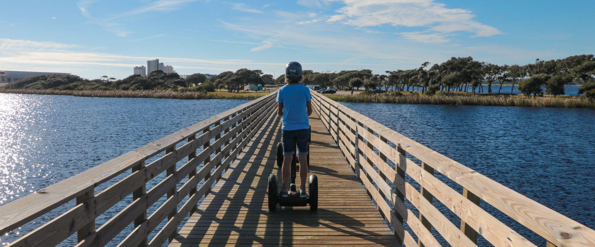 Segway at Gulf State Park Gulf Shores AL