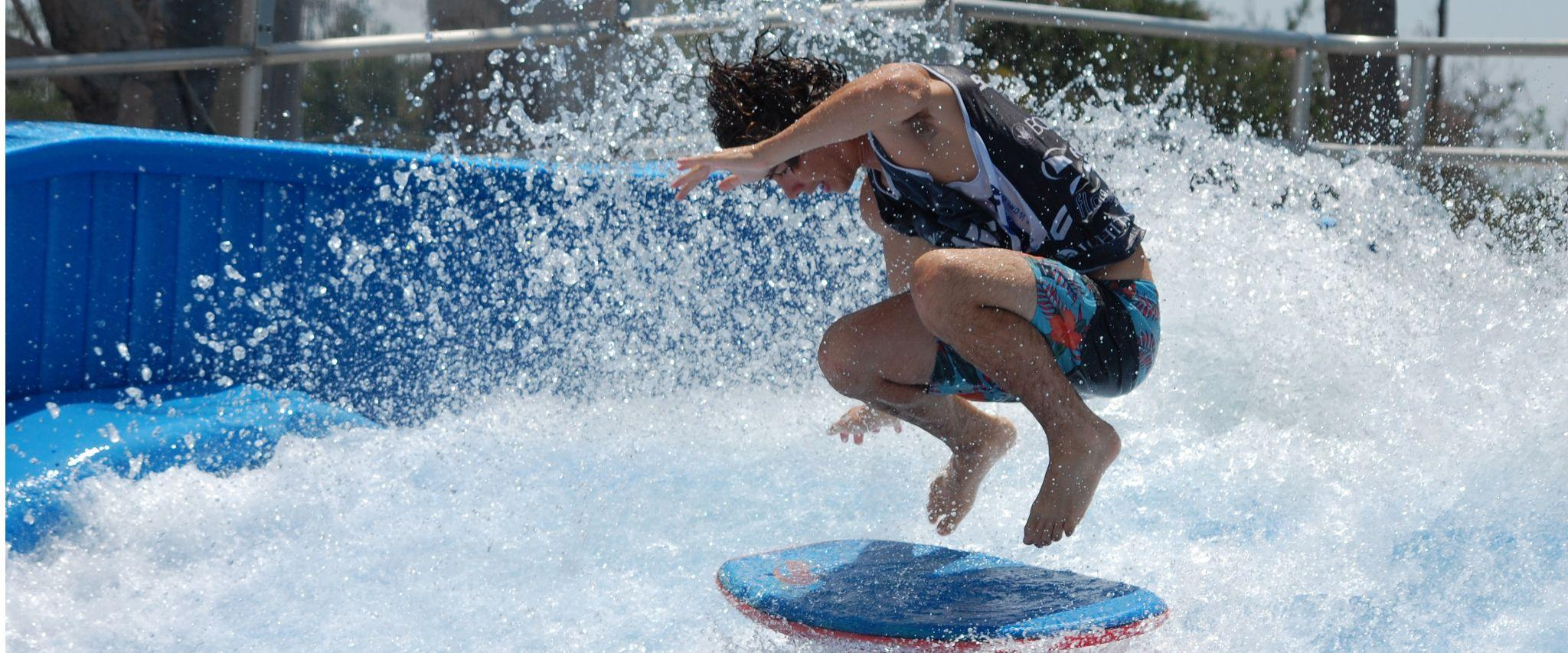 flow rider at waterville gulf shores
