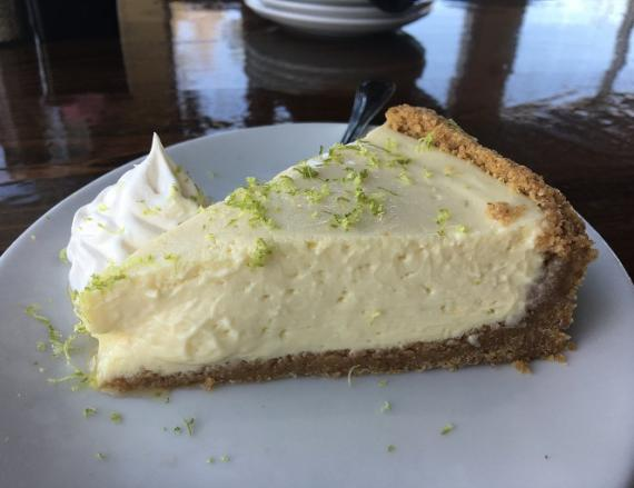 GT's on the Bay Key Lime Pie