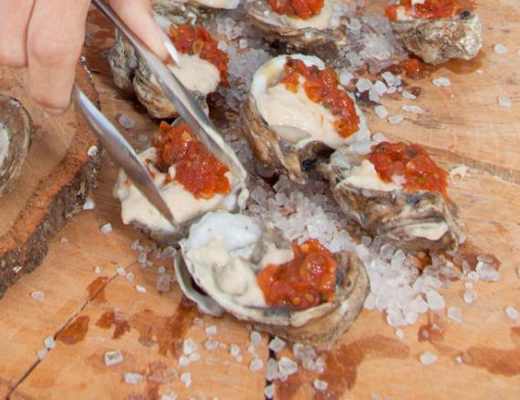 Alabama Gulf Coast Oysters