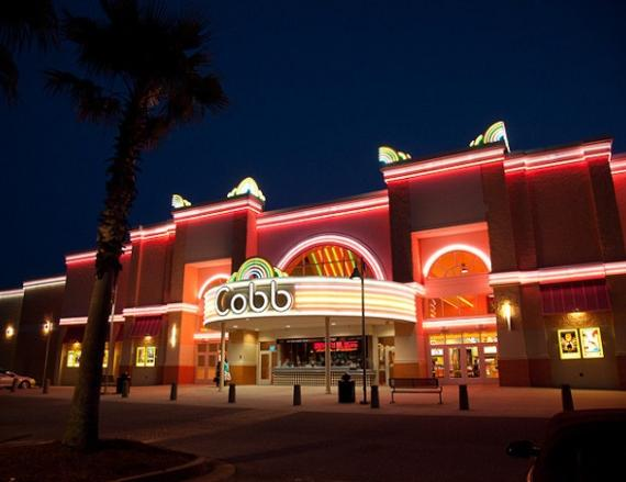 Cobb movie theater