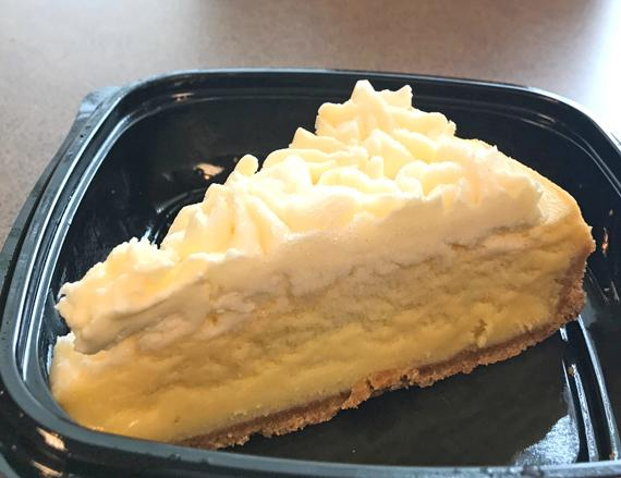 Key Lime Pie from Hope's Cheesecake