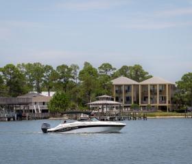 Boat Parking Gulf Shores Orange Beach