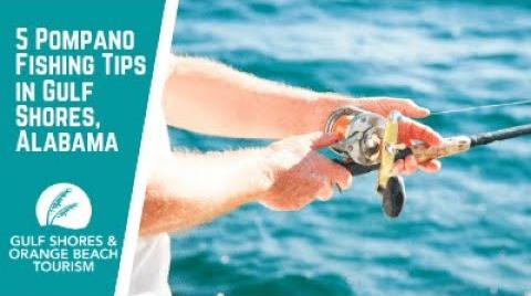 Play the video titled 5 Pompano Fishing Tips in Gulf Shores, Alabama | Surf Fishing Guide with the Bama Beach Bum